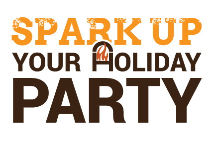 Spark Up Your Holiday Parties