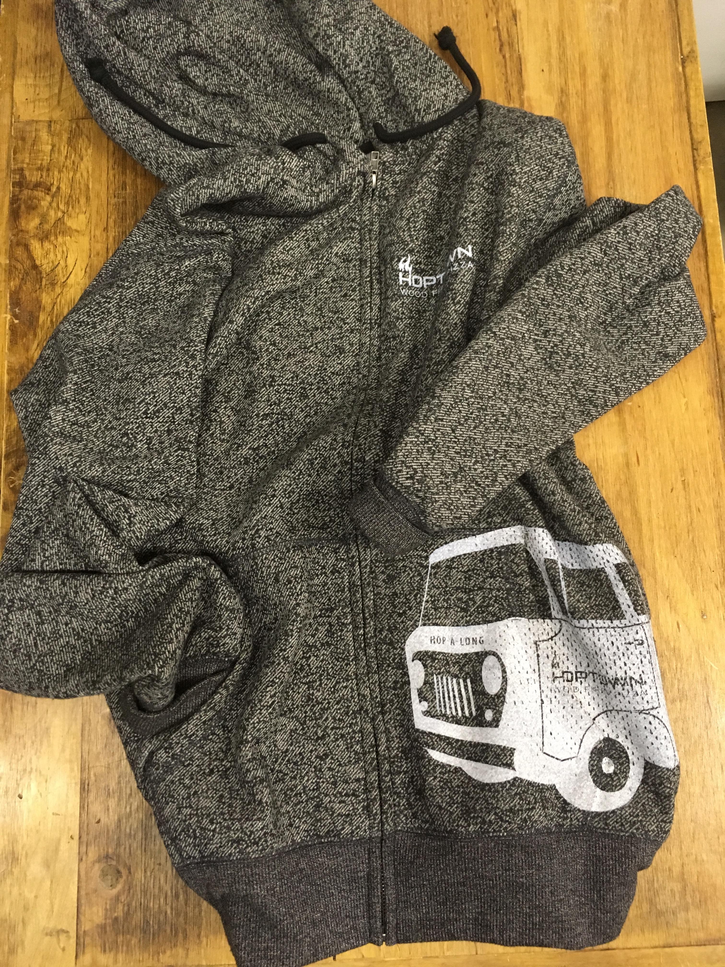 Grey Sweatshirt Photo